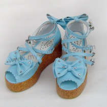 Bows Lolita Summer Footwear
