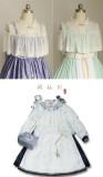 Hole Fairy Guide~ Qi Lace Lolita Bolero /Accessories-Ready Made