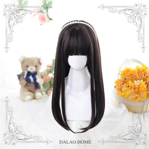 Dalao Home Shino Lolita Wigs