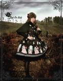 Magic Tea Party ~Ada's Flower Lolita Blouse -Ready Made
