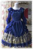 Infanta Fairy Dance Chiffon Blouse Milky White - In Stock