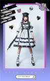 Lilith House ~NEBULA Punk Style Lolita OP -Pre-order Closed