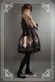 Neverland Lolita ~Ode to Rococo~ Lolita OP Dress Black M in stock