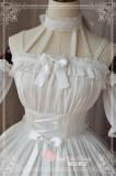 Ballet Wind ~Lolita JSK Dress -Ready Made White Size M In Stock