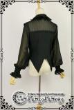 Fanzy Fantasy ~Cat Halloween Lolita Blouse -Ready Made