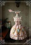 Alice~ Sweet Lolita Printed JSK Dress