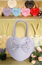 Loris Sweet Lady Heart Shaped Lolita Bag