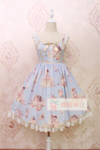 Alice Girl ~Angel Voices~ Sweet JSK Dress