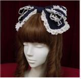 Sweet Lolita Headbow - 5 Colors Available