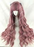 Neo Classic Long Wavvy Blended Lolita Hairpiece 2 Colors