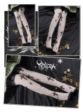 Maria Gothic Lolita Above Knee Socks Thin Version