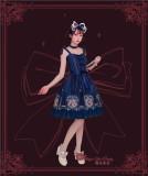 Book Before Sleeping~ Classic Lolita Printed JSK