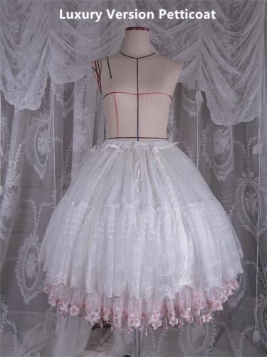 Sakura Carp Lolita Blouse/Petticoat -Ready Made