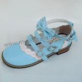 Six Colors Flat Lolita Shoes