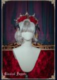 Snow White~ Elegant Lolita OP Dress - Ready Made
