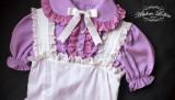 Sweet White Lolita Jumper Dress for Summer