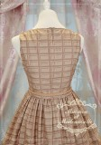 Chess Story -Macaron et Mademoiselle-Lolita JSK Dress