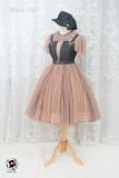Harmonium~ Denim Lolita Dress Daily Wear -Ready Made