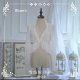 Carol~ Lolita High Waist A-shaped Lolita JSK -Ready Made