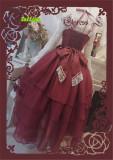 Elpress L ~Christmas D*Romance Ode~ Elegant Lolita JSK -Ready Made