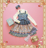 The Book of Alice's Fantastic Land ~ Sweet Lolita Jumper Dress