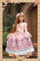 Infanta ~Secret Garden~ Lolita JSK -Ready Made