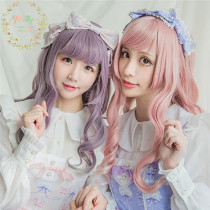 Dessert Series~ Sweet Lolita Long Curls Wig