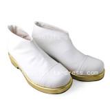 Beautiful White Vocaloid Game Kagamine Rin Len Shoes