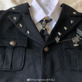 Your Highness ~The Oath Of The Judge JK Uniform Military Couples Set -Pre-order
