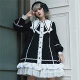 Rose Cross ~Lolita Long Coat