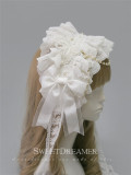 Sweet Dreamer~Destiny Apocalypse~Vingtage Lolita Headdress+Veil+Necklace Set Bridal
