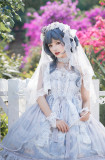 Nine Odes ~The Evening Butterfly~ Lolita JSK - In Stock