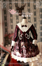 City Of Star~ Classic Lolita OP Dress
