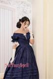 Surfacespell ~ The Duchess*Rococo~ Elegant Jacquard Lolita OP -Custom Tailor Available