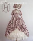 Henrietta Vintage Court OP 3 Lengths -Ready Made