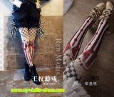 Game of Throne~ Gothic Lolita Tights