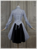 Little Dipper ~Embroidery Collar Ouji Blouse -Pre-order
