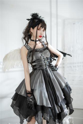 Neverland Lolita ~Memoirs Seven Deadly Sins  Lolita JSK + Choker -Pre-order