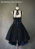 Fran's Oath Gothic Lolita JSK/Skirt/Cape -Ready Made