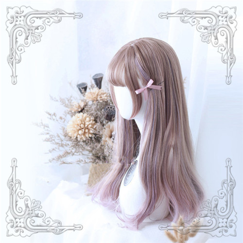 Doris~ Deer Girl -Long Curls  Lolita Wig - In Stock