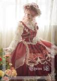 Elpress L ~Christmas E*Eternal Snow~ Elegant Lolita JSK