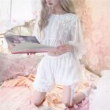 Summer Lace Chiffon Lolita Bloomer -Pre-order