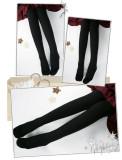 Winter 1800D Uni-color Lolita Tights