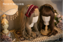 Cutie Creator ~ The Coffee House~ Lolita Headband