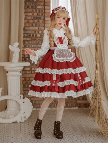Little Dipper ~Olily's Magic Attack Lolita JSK -Pre-order