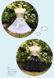 Sweet Super Puff A-shaped Lolita Petticoat 45CM