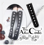 The Alice Code~ Lolita Knee-high Socks
