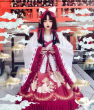 Diamond Honey ~Miko Goldfish Lolita JSK + Inner Blouse Set -Pre-order