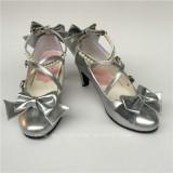 Antaina Tea Party Glitter Lolita Shoes