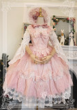 Elpress L ~Christmas E*Eternal Snow~ Elegant Lolita JSK